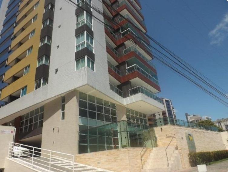 Apartamento com 2 dormitórios à venda, 75 m² por R$ 550.000 - Tambaú - João Pessoa/PB