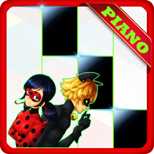 Miraculous Ladybug Piano Tiles For PC / Windows 7/8/10 / Mac – Free Download