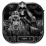Reaper Hourglass Keyboard Theme Icon