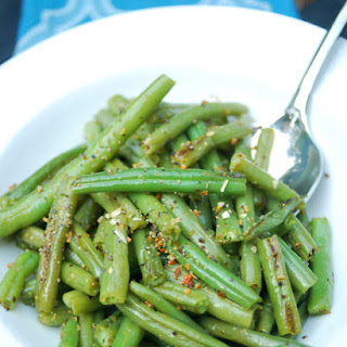 Seasoning Green Beans Without Meat Recipes