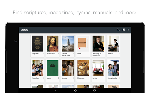 Gospel Library APK for Bluestacks