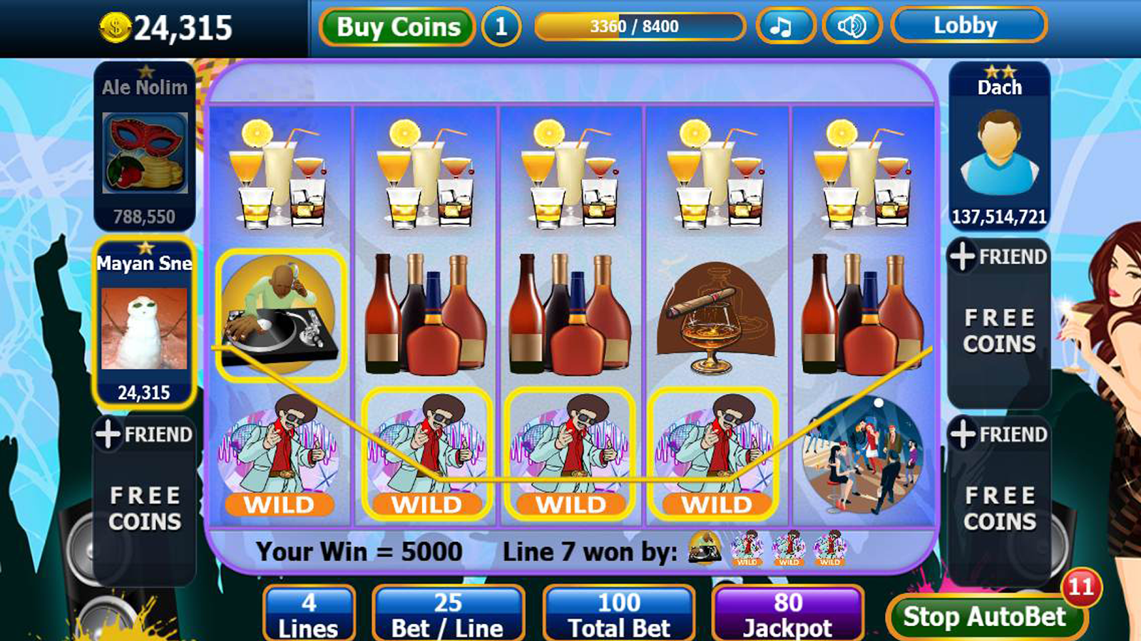 Slot & Party Free Casino Slots Screenshot 8