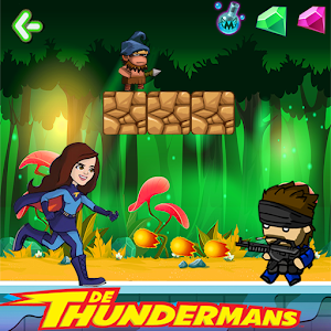 the thundermans adventure games