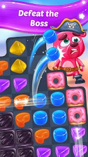 Game Gummy Paradise - Free Match 3 Puzzle Game APK for Kindle