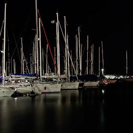 ashdod by Abu  Janjalani Abdullah - Transportation Boats ( boats, transportation )