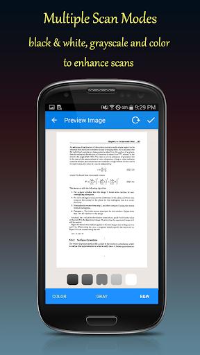 Fast Scanner : Free PDF Scan screenshot 3