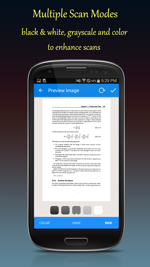 Fast Scanner : Free PDF Scan Screenshot 2