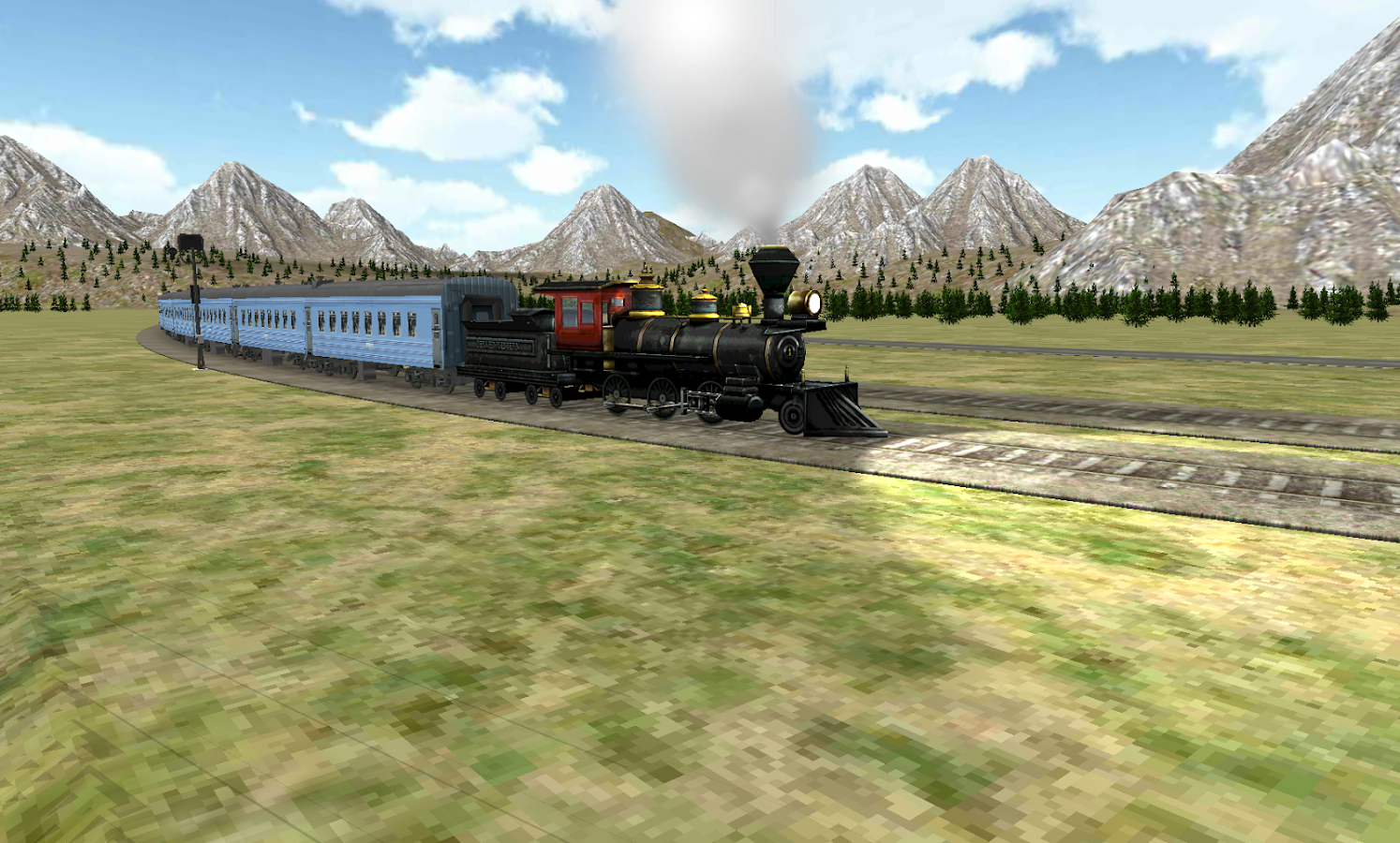 Train Sim Pro Screenshot 9