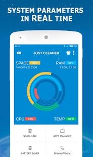 Download Just Cleaner APK
