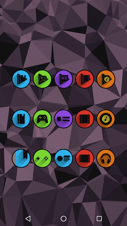 Umbra - Icon Pack Screenshot 8