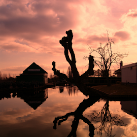by Ad Spruijt - Landscapes Sunsets & Sunrises