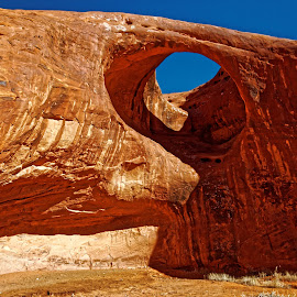 Monument Valley-4 by Kevin Whitaker - Landscapes Deserts ( monument valley, desert, utah, landscape )
