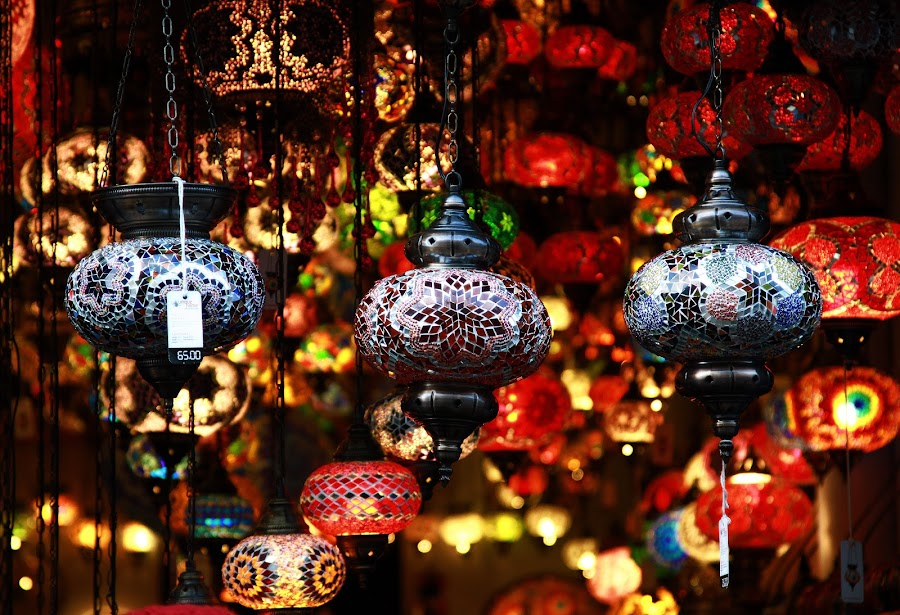by Almas Bavcic - Products & Objects Technology Objects ( shop, craft, art, lamp, oriental lamps, light )