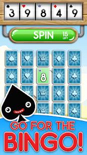 Bingo - Solitaire Slots!