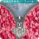 Pink Roses Zipper file APK Free for PC, smart TV Download