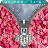 Pink Roses Zipper Apk Download Free for PC, smart TV