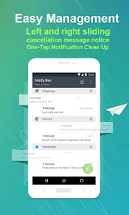 Notification Cleaner Notifier APK for Bluestacks