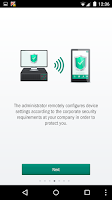 Screenshot of Kaspersky Endpoint Security