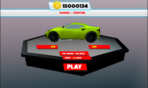 Cars Race Chase - screenshot