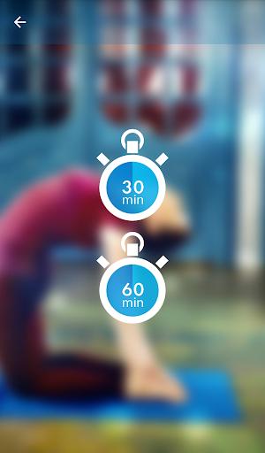 Yoga Practice - screenshot