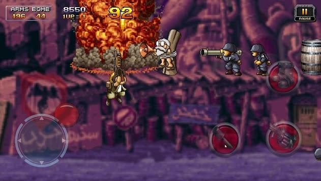 Super Rambo Contra Soldier apk screenshot
