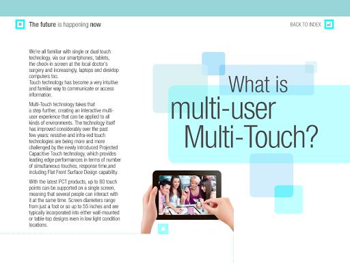 3MMulti-Touch - screenshot