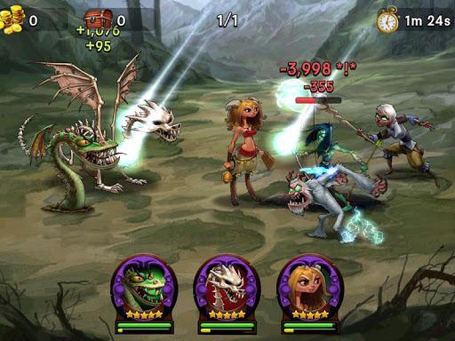 DragonSoul - Online RPG screenshot 12