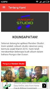 Randavi Studio - screenshot