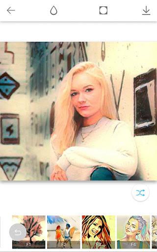Photo Cartoon Camera- PaintLab screenshot 19