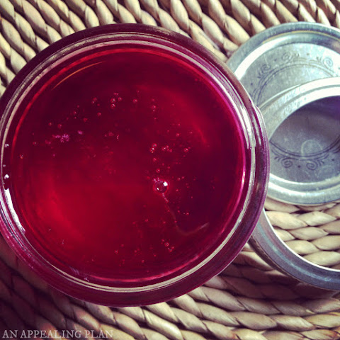 Cranberry Anise Syrup