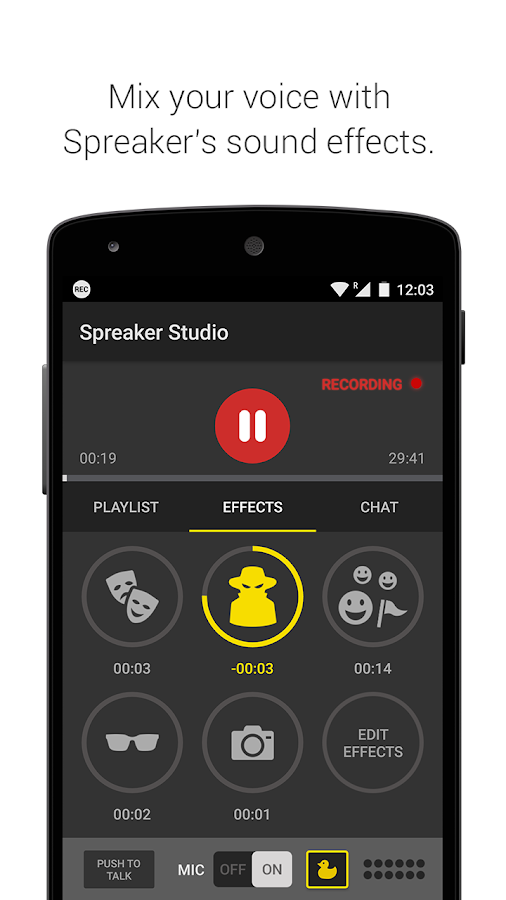 Spreaker Studio Screenshot 0