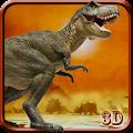 Tyrannosaurus Rex Jurassic Sim APK for Bluestacks