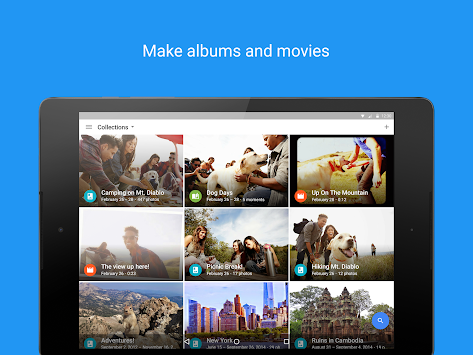 Google Photos APK screenshot thumbnail 10