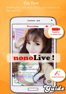 Guide nonoLive - Live Video - screenshot