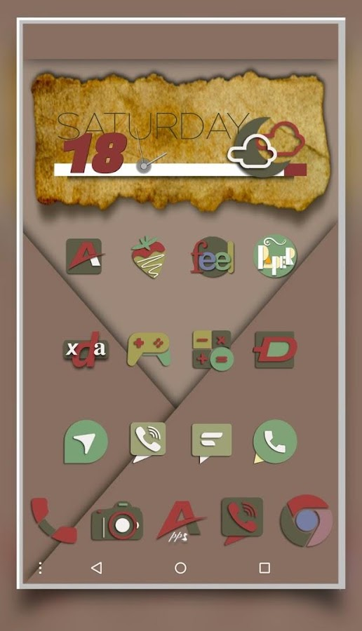 Adhira - Icon Pack Screenshot 15
