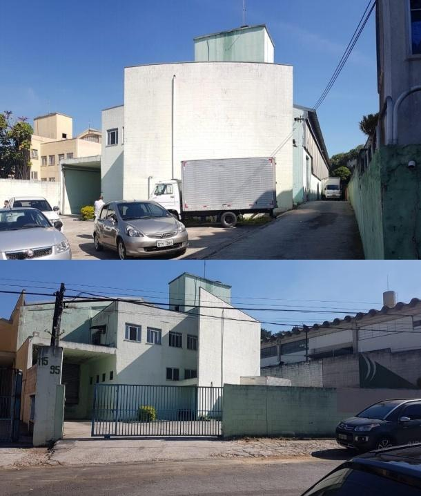 Galpão à venda, 1101 m² por R$ 3.450.000 - Núcleo Micro Industrial Presidente Wilson - Jandira/SP