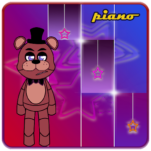 Piano Tiles : FNAF For PC / Windows 7/8/10 / Mac – Free Download