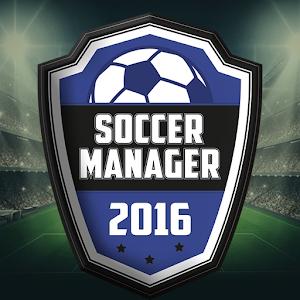 Cover art Soccer Manager 2016