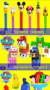 Toy Genie Surprises- screenshot