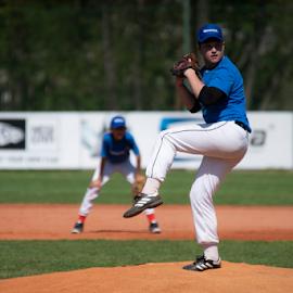 Gracie by Vladimir Gergel - Sports & Fitness Baseball