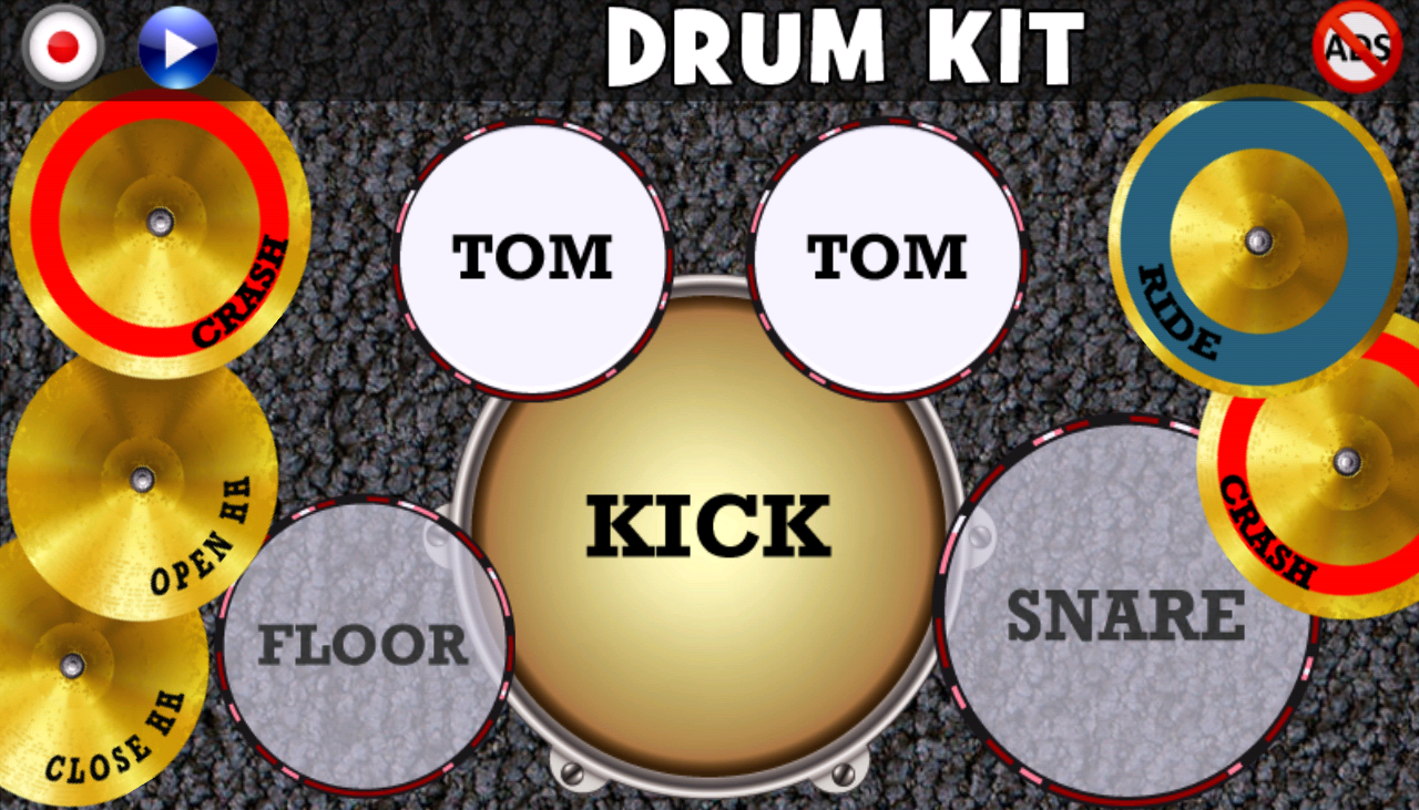 Drum Kit(No Ads) Screenshot 5