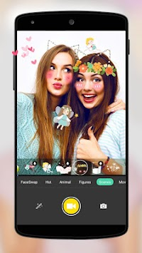 Face Camera-Snappy Photo APK screenshot thumbnail 7