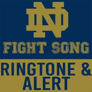 Cover art Notre Dame Fight Song Ringtone