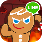 Game LINE Cookie Run APK for Kindle