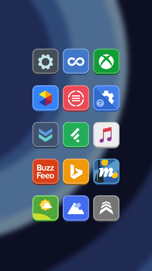 Cosmic Icon Pack Screenshot 2