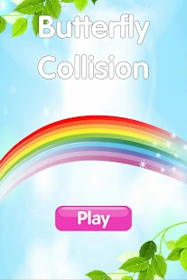 Butterfly Collision - screenshot
