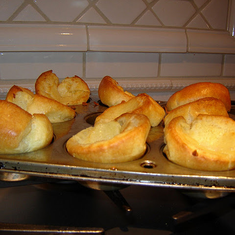 Nanny's Yorkshire Pudding