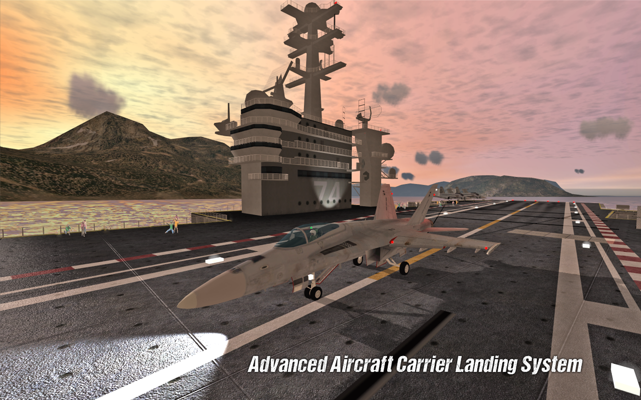Carrier Landings Pro Screenshot