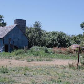 Broken Down  by Jeff Brown - Buildings & Architecture Decaying & Abandoned ( building, architecture, decaying )
