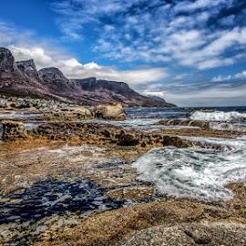 7 Apostles, Cape Town by Angela Higgins - Landscapes Travel